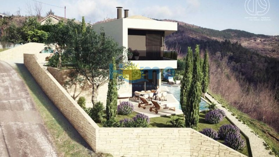 House, 240 m2, For Sale, Motovun