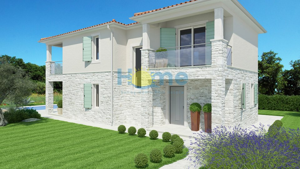 House, 166 m2, For Rent, Brtonigla