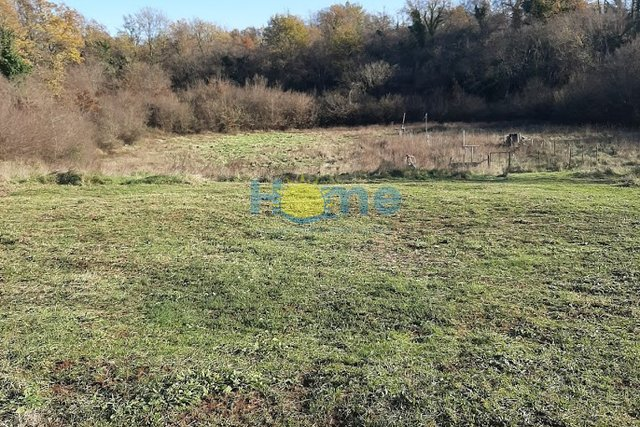 Istra, Poreč - surroundings, agricultural land right next to the city