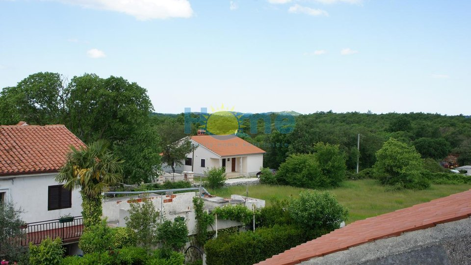 Istra, Kanfanar -  completely renovated stone house in a row