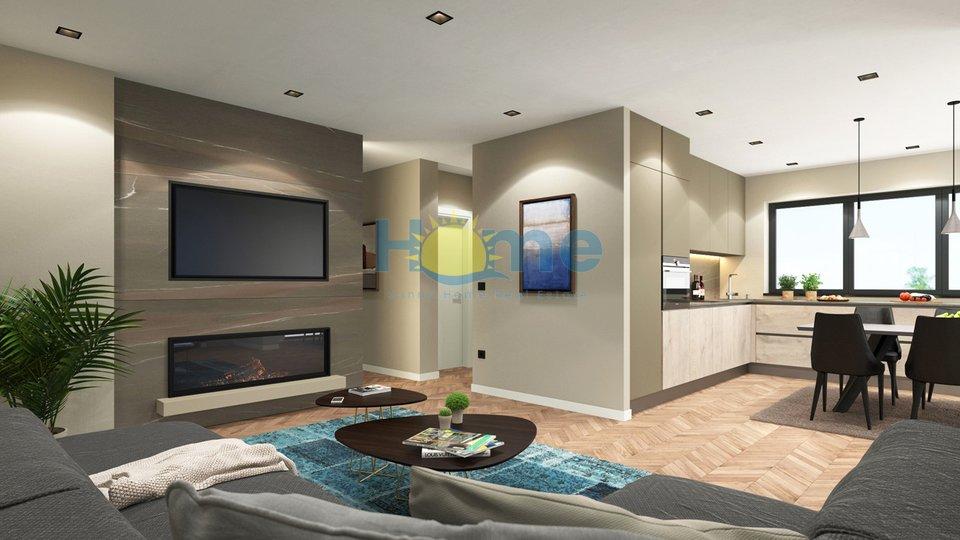 Apartment, 100 m2, For Sale, Poreč