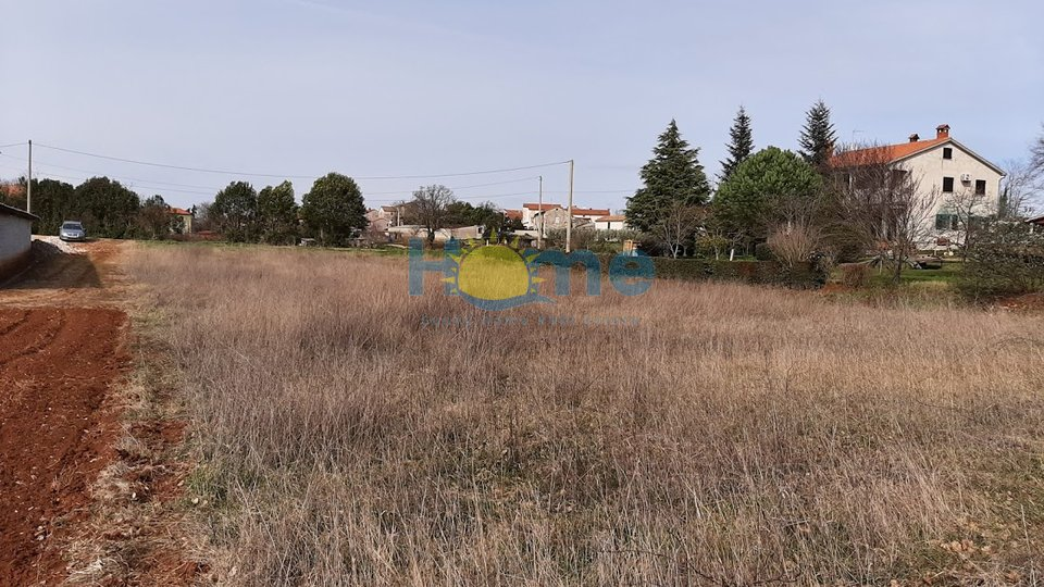 Land, 1827 m2, For Sale, Kaštelir