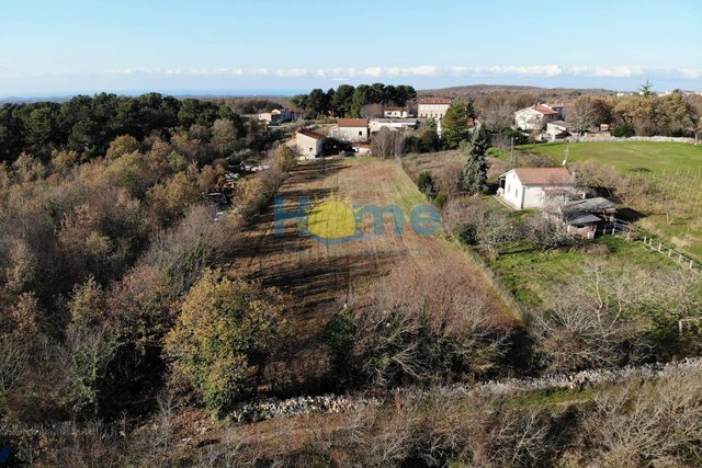 Land, 756 m2, For Sale, Višnjan